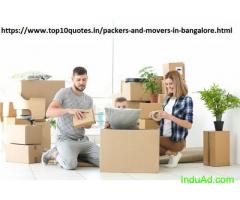 Relocate your precious items by hiring Packers and Movers in Bangalore