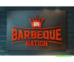 Barbeque nation, Bangalore, BBQ near me | smoke grill restaurant