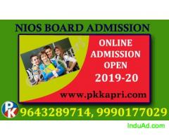 Nios Online Admission