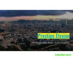 1 BHK Prestige Elysian For Sale In Bangalore