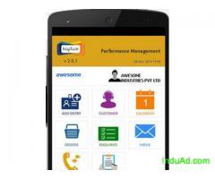 #1 Mobile CRM software In Hyderabad   Kapture CRM