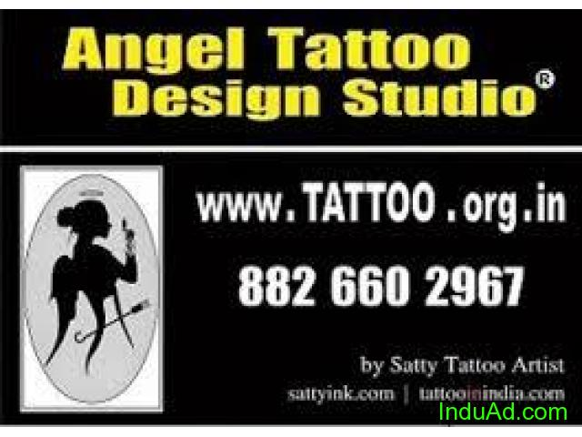 Tattoo Shop in Gurgaon