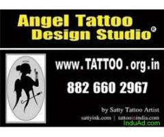 Angel Tattoo Design Studio