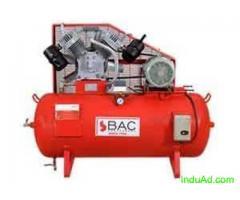 Industrial Air Compressor manufacturers in  Coimbatore, India - BAC Compressors