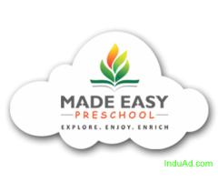 Nursery Admission in South Delhi [MADE EASY PRESCHOOL]