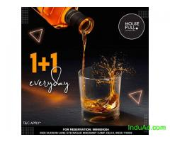 Enjoy The Cocktails Wine Only On Housefull Bar || Hudson Lane || GTB Nagar || Delhi