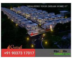 Villas Near Techno City Mangalapuram Trivandrum 9037317017