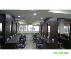 Office For rent 1200sqft Fully Furnished C G Road Navrangpura