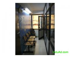 Office For Rent 1200sqft Fully Furnished Gurukul