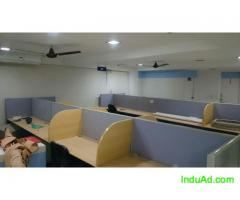 Office For Rent 1600sqft Fully Furnished Naranpura