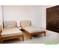 3 BHK Sharing Rooms for Women in Hongasandra Bangalore
