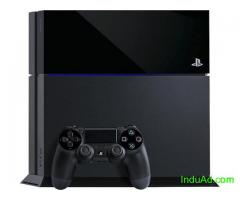 SONY-PLAYSTATION 4 (500GB) BLACK REFURBISHED