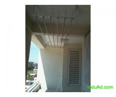 Pull and Dry Cloth Ceiling Hanger Luxury Bangalore