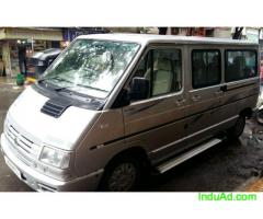 9 Seater Tata WInger on Rent in Mumbai