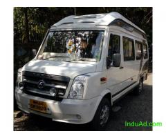 17 Seater  Tempo Traveller PKN A/c. Luxury Vehicle on Rent in Mumbai