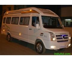 20 Seater  Tempo Traveller PKN A/c. Luxury Vehicle on Rent in Mumbai
