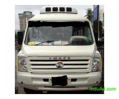 26 Seater  Tempo Traveller PKN A/c. Luxury Vehicle on Rent in Mumbai
