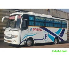 29 Seater  Mini Bus A/c or Non A/c. Luxury Bus Vehicle on Rent in Mumbai