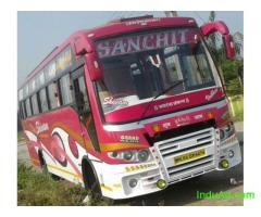 35 Seater Luxury Deluxe Bus A/c or Non A/c. Luxury Bus Vehicle on Rent in Mumbai