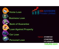 Business Loan in Delhi ncr | KDI Advisors