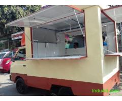 Food van, food truck manufacturer