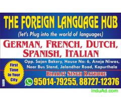 German classes for spouse visa A1 exam - 9501479255