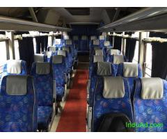 35 Seater AC Luxury Bus on Rent from Mumbai to Shirdi