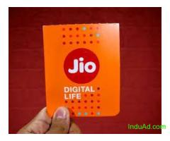 Get a JIO sim without standing in long queues !