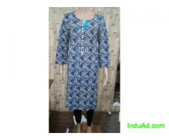 Regular Wholesale Cotton Kurtis