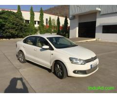 Volkswagen Vento Automatic Petrol 86,000 kms in excellent condition for sale