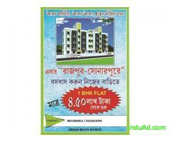 Flat for sale at Rajpur-Sarmastipur.