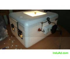Egg incubator 30-35 eggs capacity