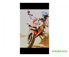 Honda CBR250r..sportz edi.