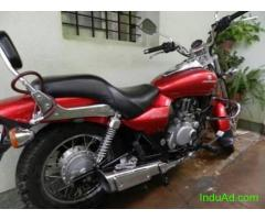 Just ₹36k for Bajaj Avenger and free Bike Accessories worth -3K