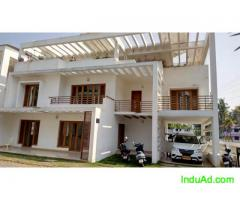 3.5 cent 1650 sqft house in Tthripunithura-Udayamperoor