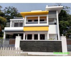 2500 sq ft, 6.50 cent, 4bhk house in Chottanikkara - Eruveli