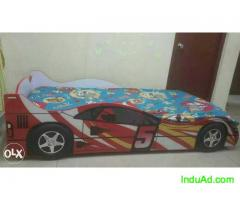 Kid's Car Bed