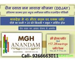 Anandam Awaas Affordable Plots Sector 19 Dharuhera
