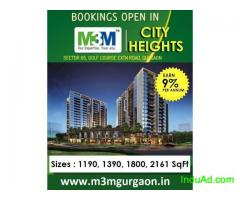 M3M City Heights Sector 65 Gurgaon