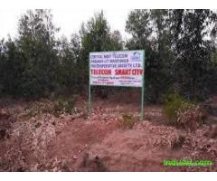 Plots for sale in North Bangalore - TELECOM SMART CITY