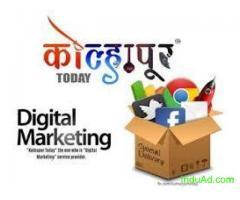 KOLHAPURTODAY Digital/ Online Marketing Agency