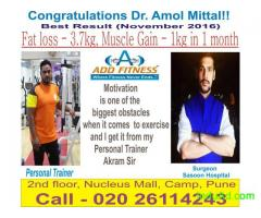 ADD FITNESS, CAMP, PUNE