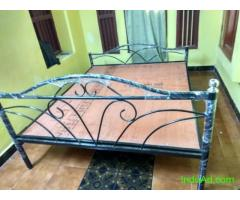 New looking queen size cot