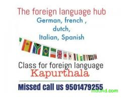 language center FLH kapurthala for German - Dutch call now 9501479255