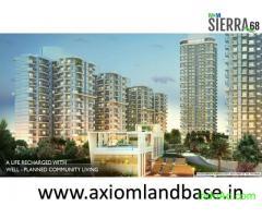 2 BHK apartment M3M Sierra Sector 68 Gurgaon