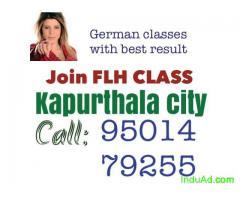 Kapurthala city for german language A1- 9501479255