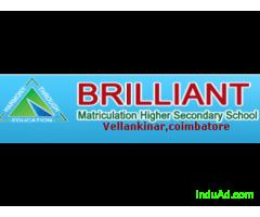 Matriculation school in Coimbatore, Vellakinar, Thudiyalur & Saravanampatti