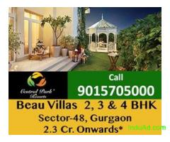 Central Park Resorts Beau Sky Villas Gurgaon90157 05000