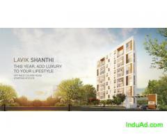 Luxury Apartments In Coimbatore -Lavikshanthi