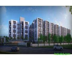Unfurnished 3 BHK Flat at Oxford Square, Barasat, West Bengal